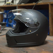 Load image into Gallery viewer, Lane Splitter Helmet - Flat Black