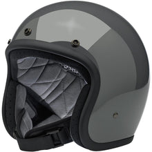 Load image into Gallery viewer, Bonanza Helmet - Gloss Storm Grey