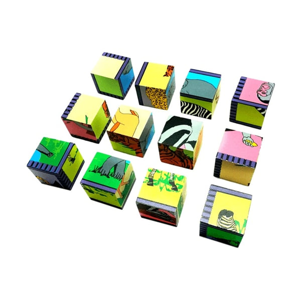 Animal Puzzle Blocks