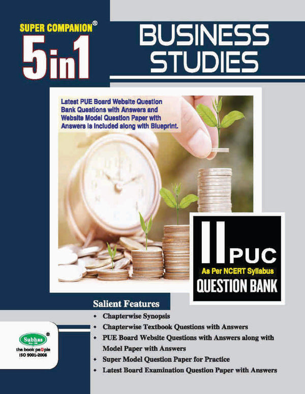 5 IN 1 2ND PU BUSINESS STUDIES-EM