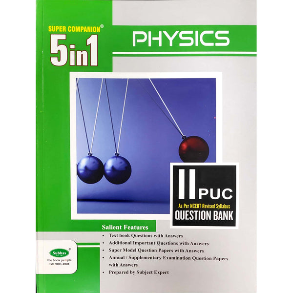 5 IN 1 2ND PU PHYSICS