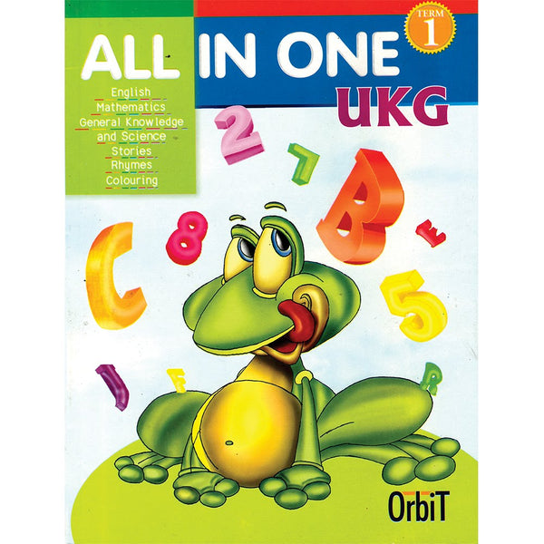 ORBIT ALL IN ONE UKG - 1