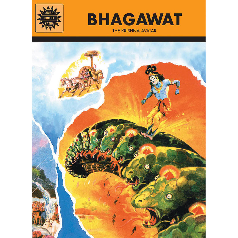 Bhagawat - The Krishna Avatar