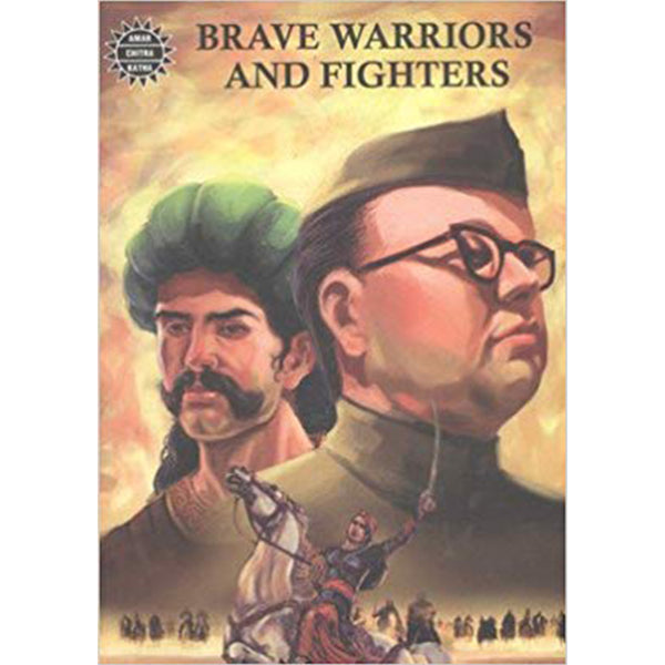 Brave Warriors And Fighters