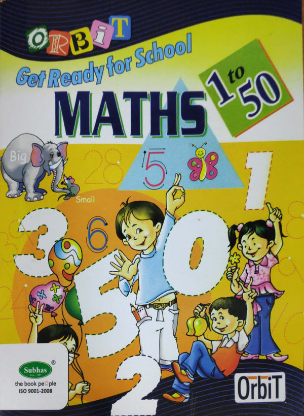 ORBIT MATHS 1-50