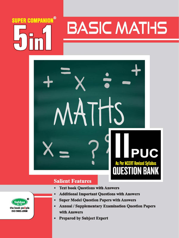 5 IN 1 2ND PU BASIC MATHS