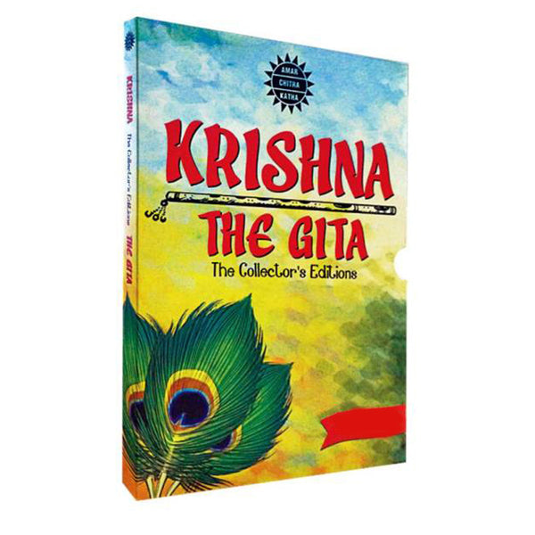 Krishna & The Gita Collector's Editions