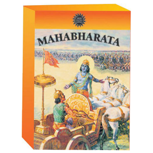 Mahabharata (3 Volume) (English)