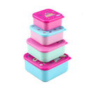 Smily Multipurpose Container Pink