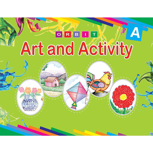 ORBIT ART & ACTIVITY-A