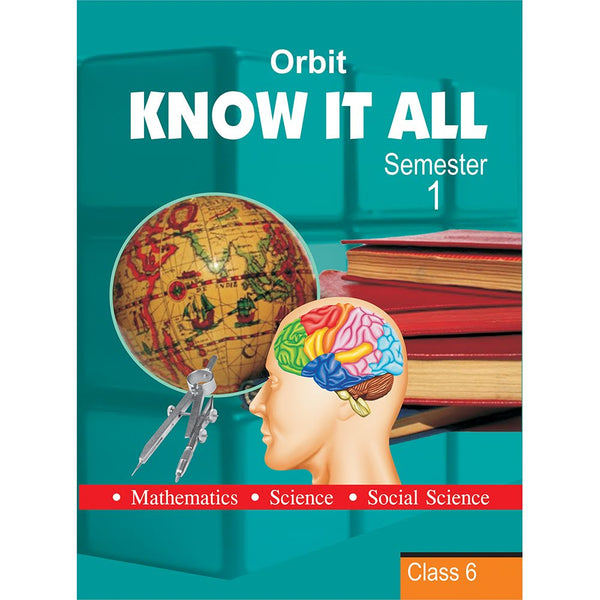 ORBIT KNOW IT ALL CLASS 6 TH STD SEM-1