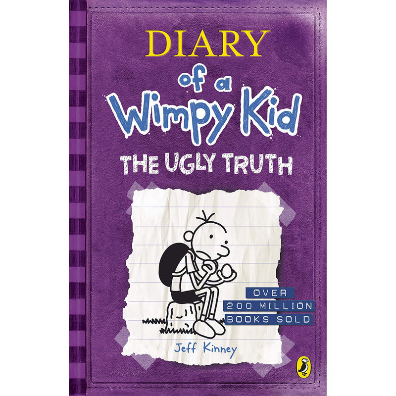 Diary of a Wimpy Kid The Ugly Truth (Book 5)