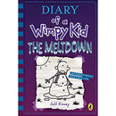 Diary Of A Wimpy Kid: The Meltdown (Book 13) - Hard Bound