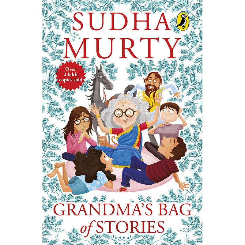 Grandma's Bag of Stories (R/J)