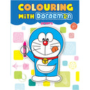 Colouring With Doraemon Sports