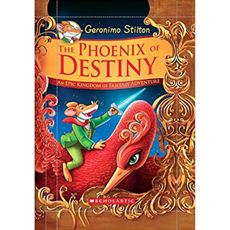 Geronimo Stilton and the Kingdom of Fantasy SE: The Phoenix of Destiny