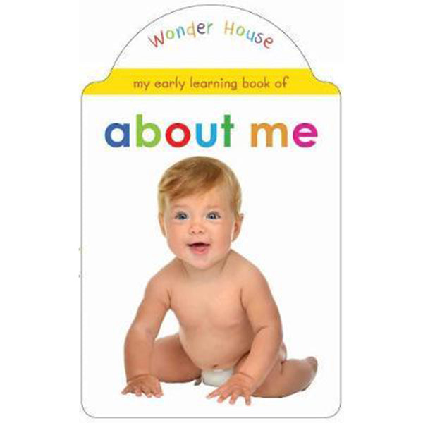 My early learning book of About Me