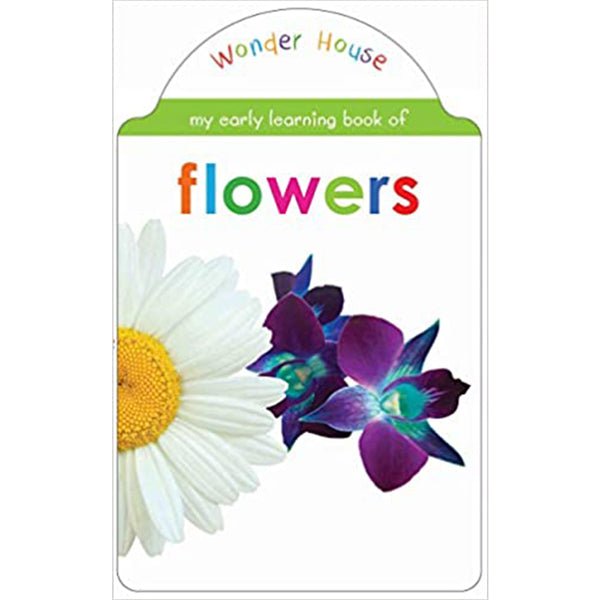 My early learning book of Flowers