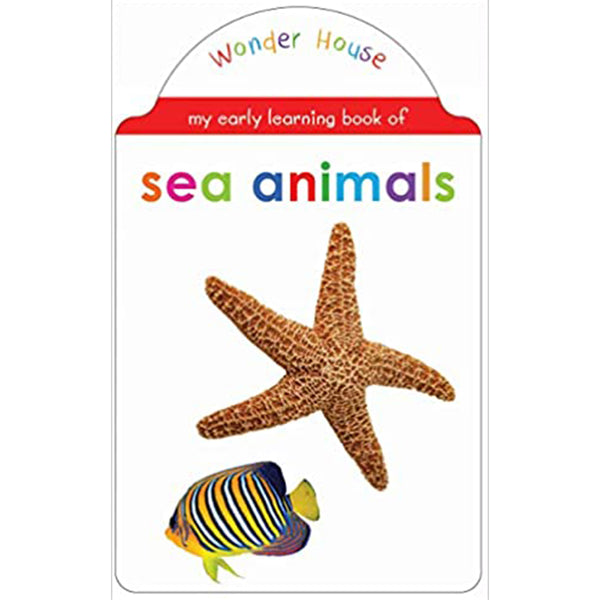 My early learning book of Sea Animals