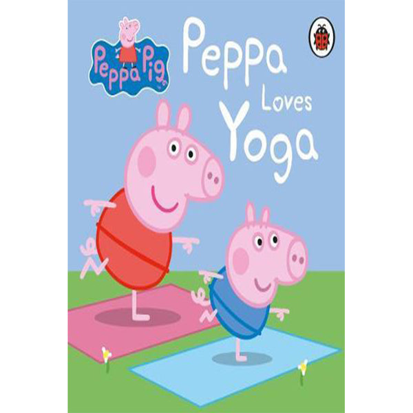 Peppa Pig Peppa Does Yoga