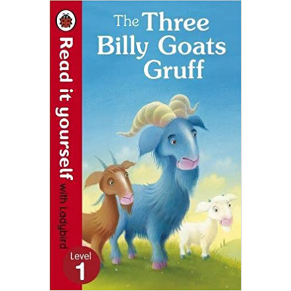 READ IT YOURSELF - THE THREE BILLY GOATS GRUFF - LEVEL 1