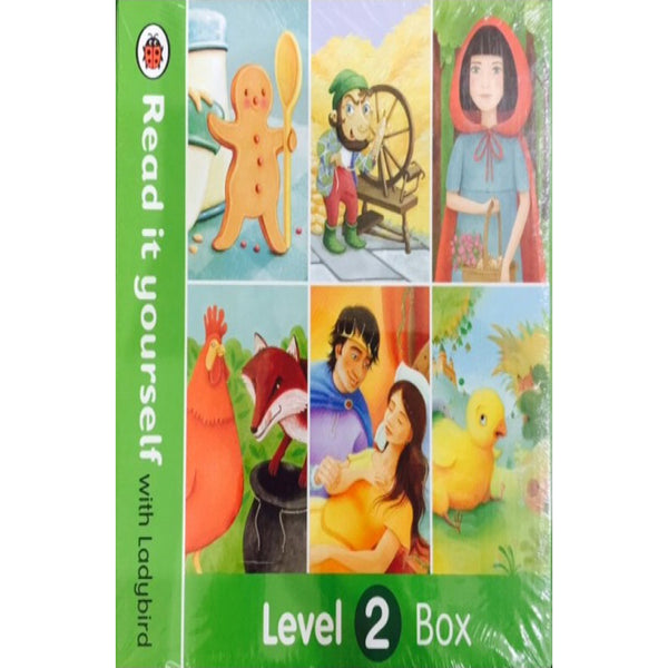 Read it Yourself Book Box Set (Level 2)