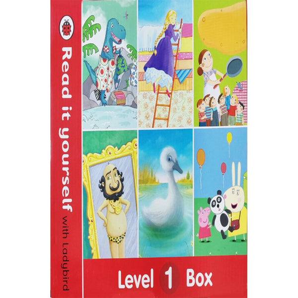 Read it Yourself Book Box Set level 1 (Vol II)