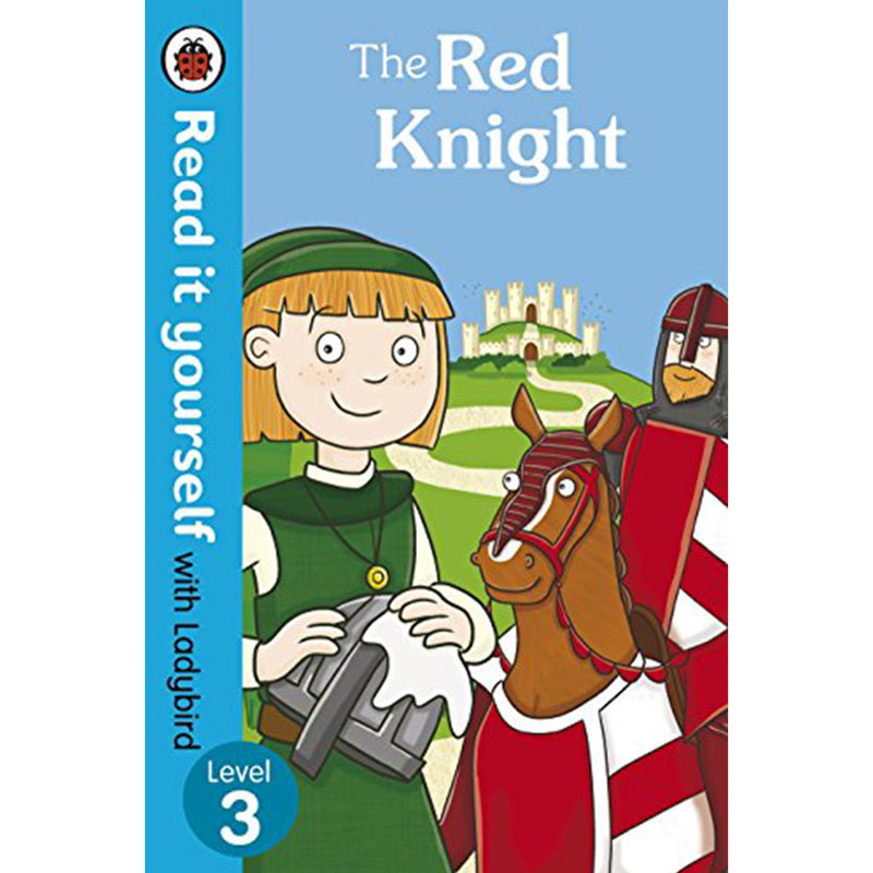 Read it Yourself: The Red Knight - Level 3