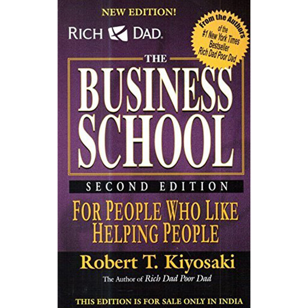 Rich Dads The Business School- English