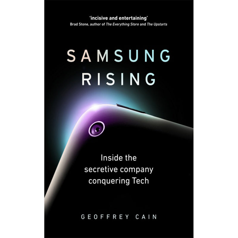 Samsung Rising (Lead Title)