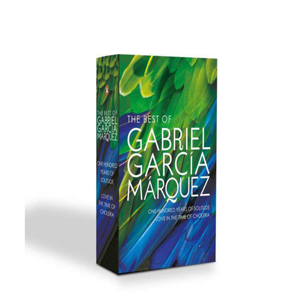 The Best Of Gabriel Garcia Marquez Box Set