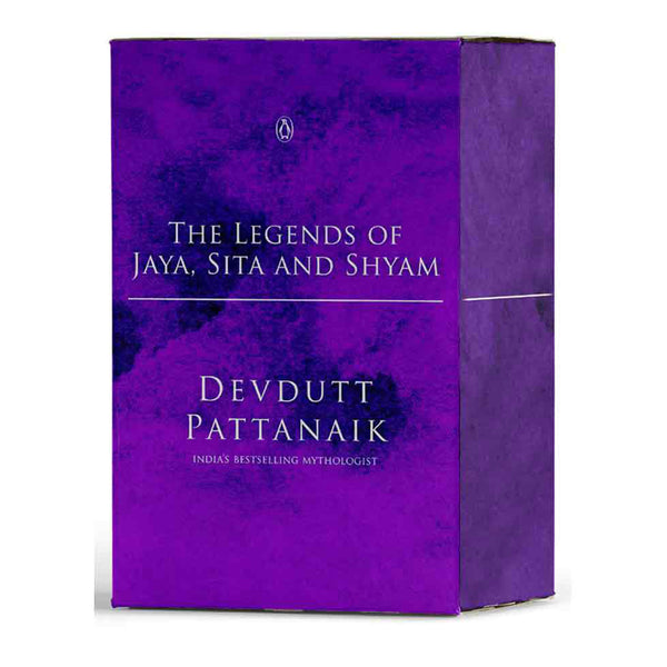 The Legends of Jaya, Sita and Shyam: The Illustrated Retellings of the Mahabharata, the Ramayana and