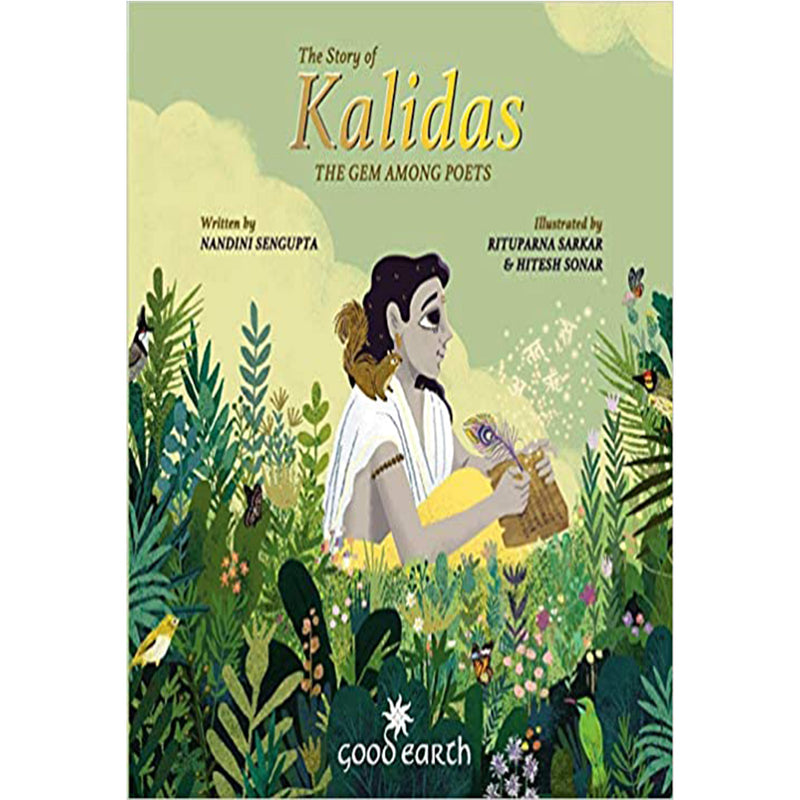The Story of Kalidas: The Gem Among Poets
