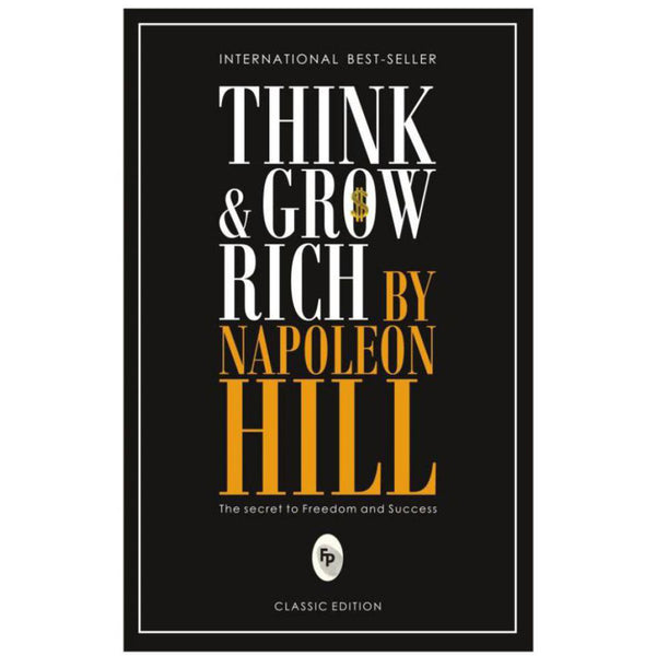 THINK & GROW RICH- (FINGERPRINT)
