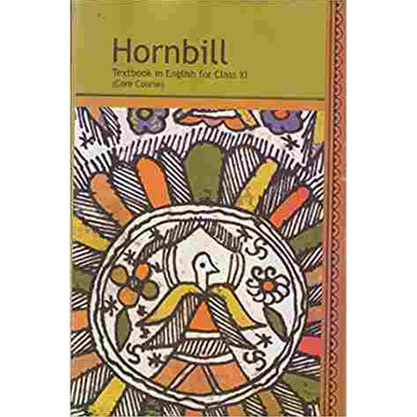 11072 - NCERT - Textbook in English - Hornbill for Class - 11 (Core Course)