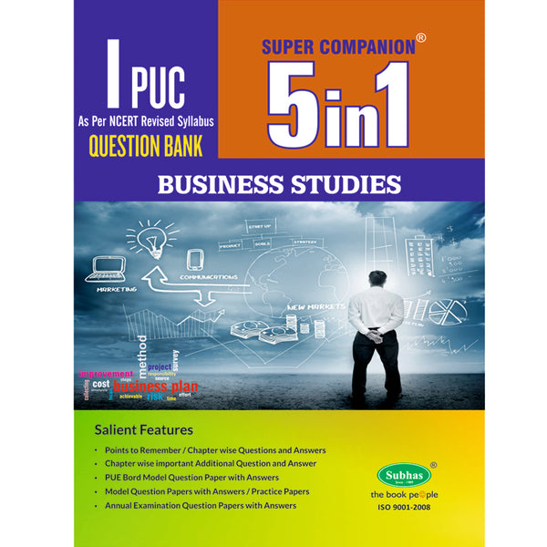 5 IN 1 1ST PU BUSINESS STUDIES EM