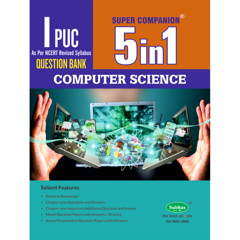5 IN 1 1ST PU COMPUTER SCIENCE