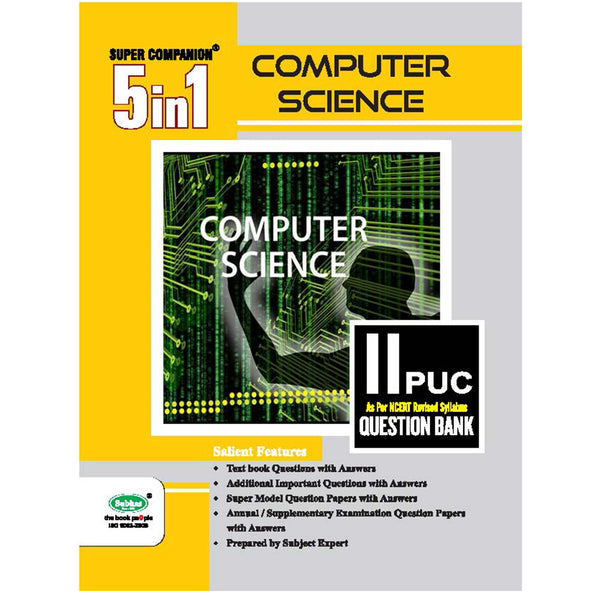 5 IN 1 2ND PU COMPUTER SCIENCE