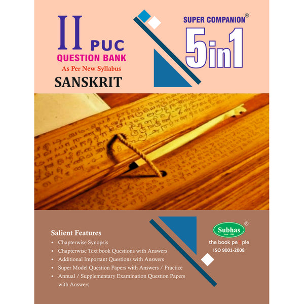 5 IN 1 2ND PU SANSKRIT