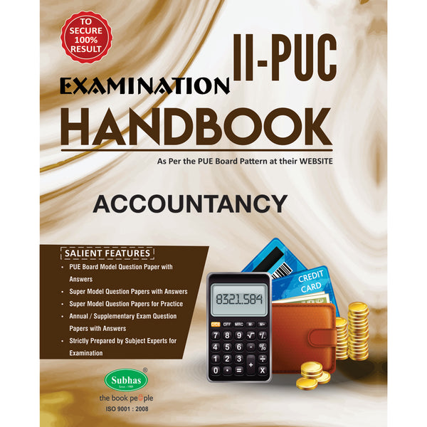 H/B 2ND PU ACCOUNTANCY