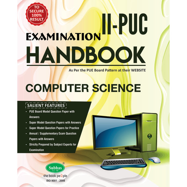 H/B 2ND PU COMPUTER SCIENCE