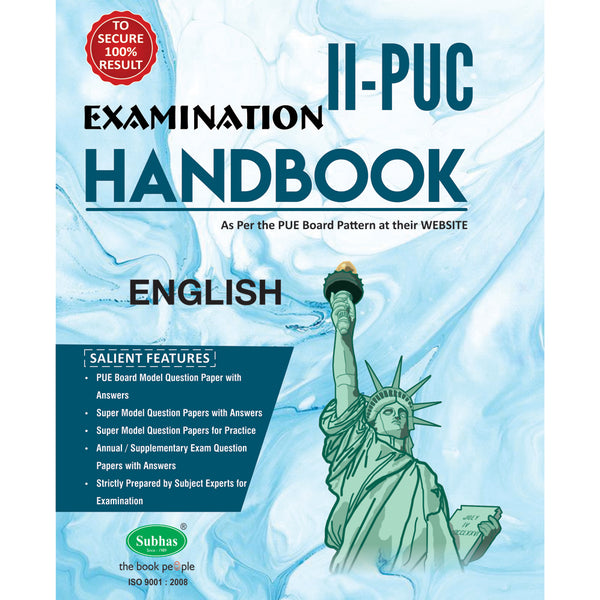 H/B 2ND PU ENGLISH
