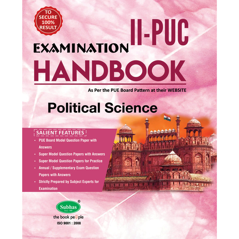 H/B 2ND PU POLITICAL SCIENE- EM