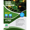 10+10 EXAM STUDY PLANNER BIOLOGY 2ND PUC