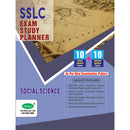 10+10 EXAM STUDY PLANNER SOCIAL SCIENCE 10 STD EM