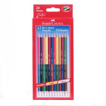 FABER-BI COLOUR PACK OF 12