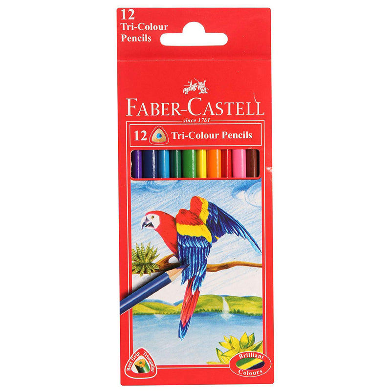 FABER-12 COLOUR PENCIL
