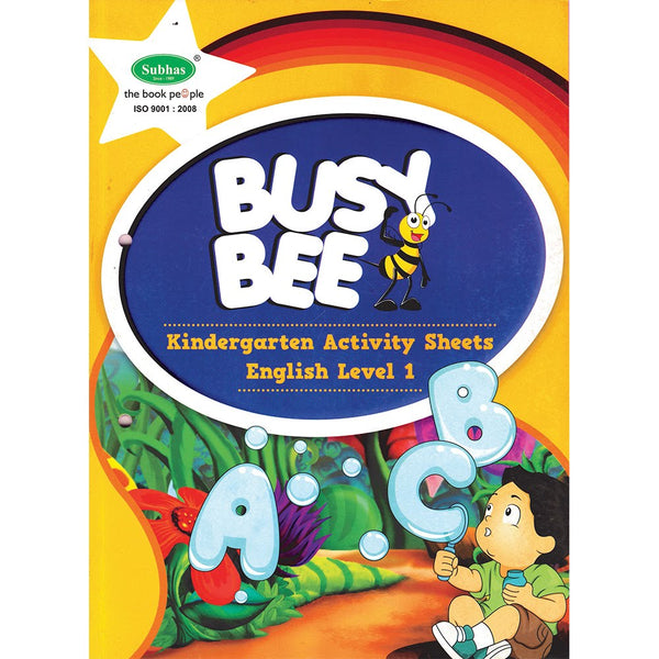 BUSY BEE ENGLISH LEVEL-1