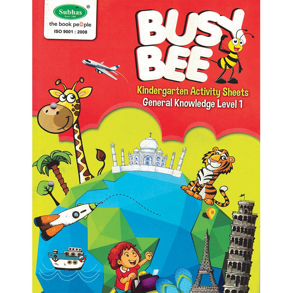 BUSY BEE GK LEVEL-1
