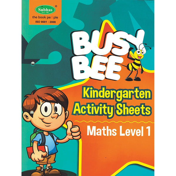 BUSY BEE MATHS LEVEL-1